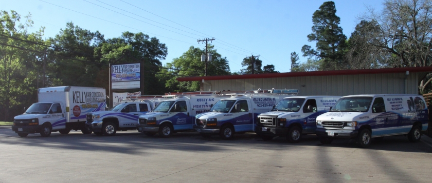 Kelly AC Truck Fleet